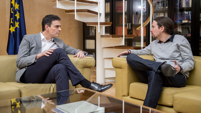 This image has an empty alt attribute; its file name is Spain-Sanchez-and-Iglesias-1.jpg